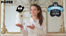 Popee, papier toilette made in France et recyclé !