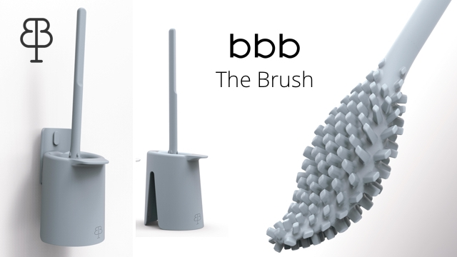 bbb, The Brush: smart and eco-designed in France - Ulule