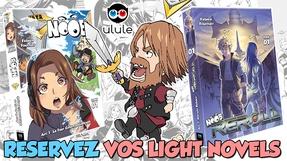 LIGHT NOVEL NOOB & NOOB REROLL