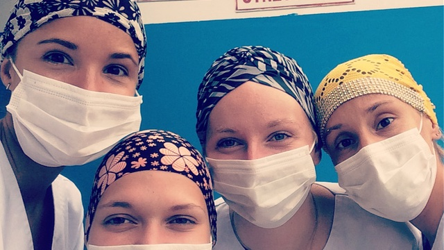 stage humanitaire sage-femme au maroc
