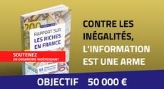 Rapport sur les riches en France