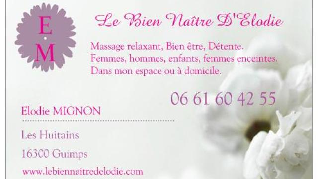 Massage Et Bien Tre Le Natre Dlodie