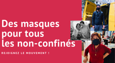 Covid-19 / Masques Solidaires