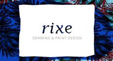 RIXE - Illustration and textile design