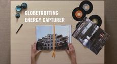 Globetrotting Energy Capturer