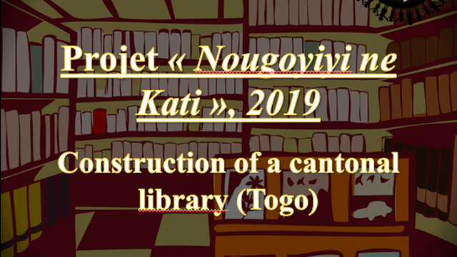 A library for the canton of Kati in Togo - Ulule