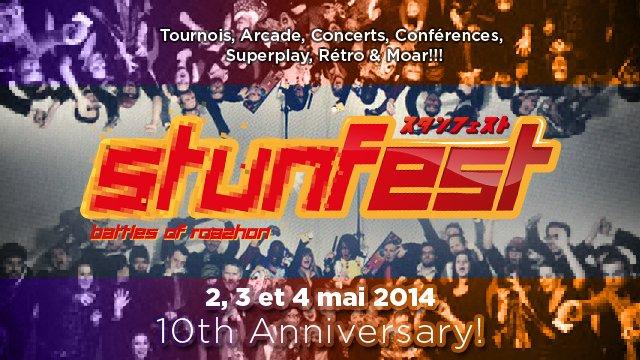 Festival Stunfest 2014 Ulule