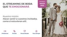 Celebrate the Day, bodas en directo