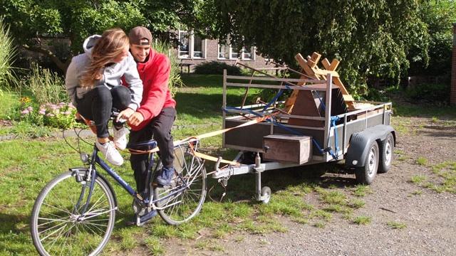 Hedendaags Buiten Beeld Bikes - Ulule JQ-21