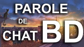 PAROLE DE CHAT - Tome 1 - Le manoir