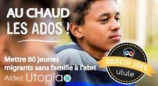 Aider les jeunes migrants sans famille