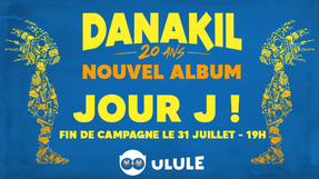 Danakil - Nouvel Album