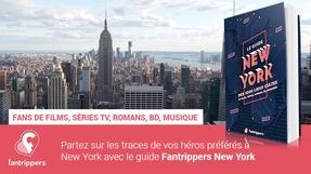 Le guide de la pop culture à New York