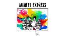 Viaggia sul Falafel Express