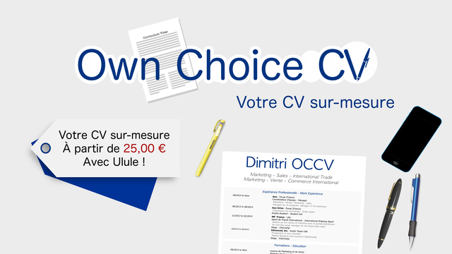 own choice cv