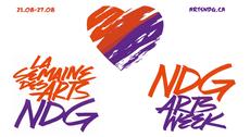NDG Arts Week * La Semaine des Arts NDG
