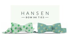 Hansen Bow Ties