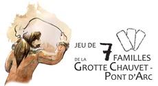Jeu de 7 familles de la Grotte Chauvet-Pont d'Arc