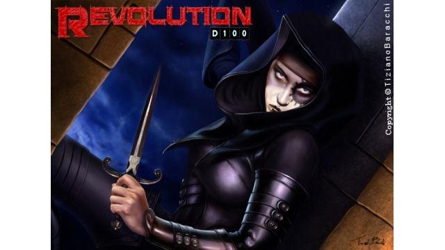 Revolution D100 - Ulule