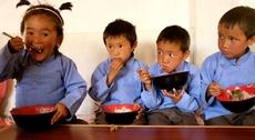 LA GHAMI SOLAR SCHOOL - Népal