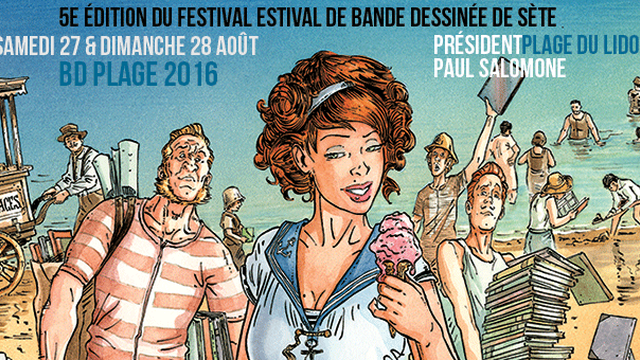 Rencontre bd 2016 saint junien