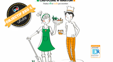 Capucine & Gaston : Traiteur bio et social