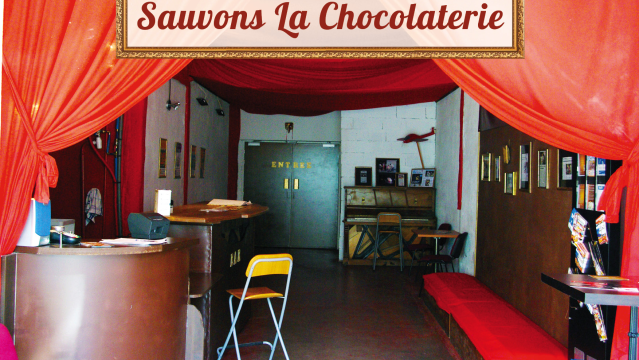 sauvons la chocolaterie ulule. Black Bedroom Furniture Sets. Home Design Ideas