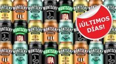 Cerveza del Montseny te da la lata