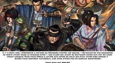 Croisade de Ninjas