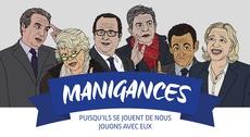 Manigances - Le jeu