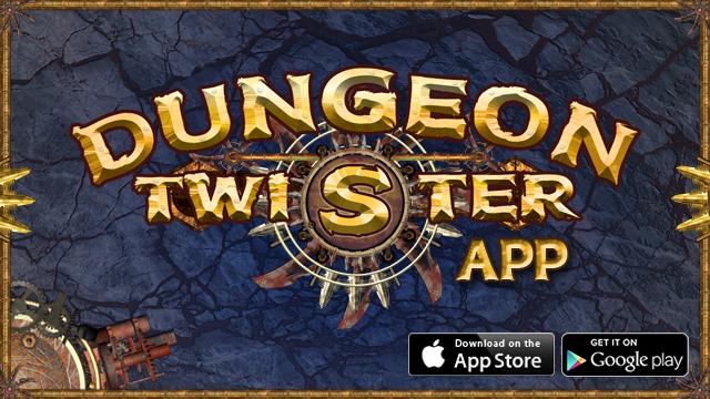 DUNGEON TWISTER the App - Ulule
