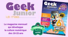 Geek Junior 🚀