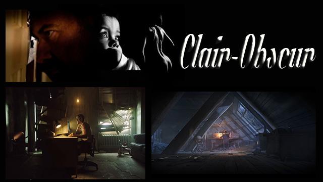 Clair obscur ulule for Dans un miroir obscur