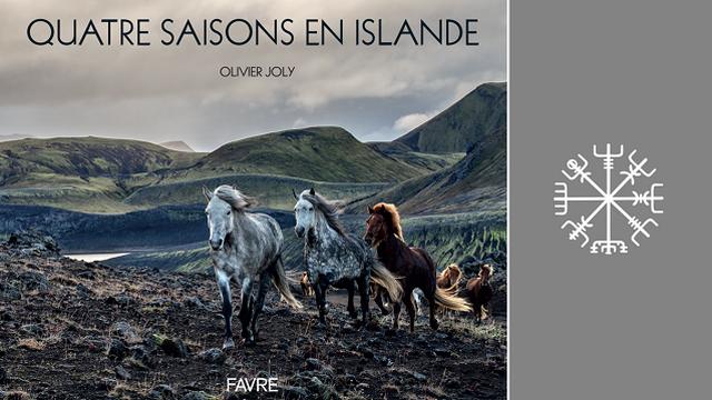 Quatre Saison En Islande Livre