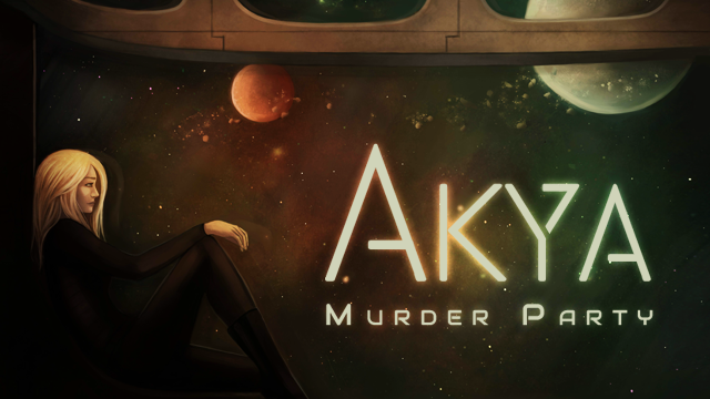livre d'akya, murder party