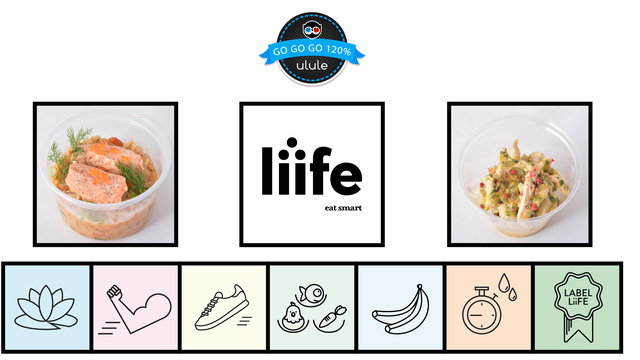 Liife, eat smart